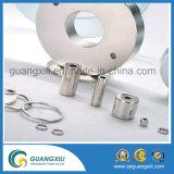 Ímã especializado do cilindro do Neodymium para a indústria
