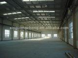 Taller de la estructura de acero del panel de emparedado del cemento