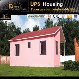 Аттестованная SABS дом прочного землетрясения упорная Prefab