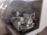 CNC Turret Lathe Machine Ck6132A Mini CNC Lathe와 Hobby CNC Metal Machines