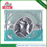 Ouro Foil Gel Collagen Face Mask com GMP/FDA