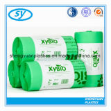 Мешки отброса сладостного запаха HDPE пластичные с печатание