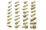 Montaggi di tubo flessibile idraulici puntale ed adattatore (00210, 20211)