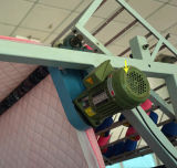 Alta velocidade 64 da canela polegadas de máquina estofando da Multi-Agulha para cobertores, vestuários, sacos de sono