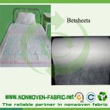 Colchão do hospital da tela/tampa de cama não tecidos