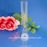 Novos Acrílicos Clear Wedding Bride Bridal Flower Floral Bouquet Display Holder Stand