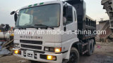 2007 ~ 2010 10 ~ 20ton Utilisé 6 * 4-Driving-Form Japan Manual-Transform Mitsubishi Dump Truck