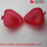 Piccolo contenitore rosso di caramella di figura della fragola di prezzi di fabbrica