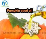 Olio del seme di zucca, alimento naturale organico raffinato