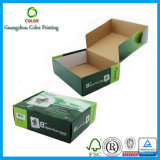 Коробка горячей коробки сбываний упаковывая для перевозкы груза