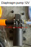 격막 펌프 12V 휴대용 차 세탁기