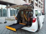Ce elevador de cadeira de rodas com elevador eletrico elétrico para furgão com carga de 350kg (WL-D-880 / 880U / 880S)