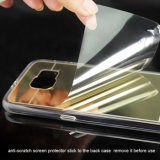 Samsung S6 Case를 위한 2015년 중국 Hotsale TPU Mirror Surface Mobile Phone Case