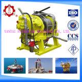 Boat Barging를 위한 바다 Air Pneumatic Winch