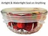 FDA Deksels van de Container van de Opslag van het Voedsel van de Keuken van de Rang de Opnieuw te gebruiken Slimme