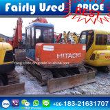 Máquina escavadora razoavelmente usada da esteira rolante de Hitachi Ex60-3 para a venda