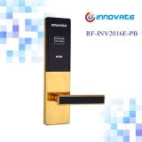 Elektronischer europäischer Nut-Zylinderschloss-Griff für Hotel-Türen