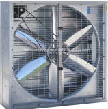 an der Wand befestigter Ventilations-Ventilator des Gewächshaus-48 '' 380V/3phase