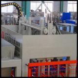 Máquina de fabricación de ladrillo de pavimentación automática vendedora caliente Qt10-15