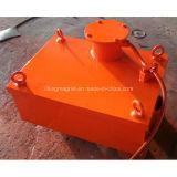 Прямоугольный промышленный электрический магнитный сепаратор для материала утюга