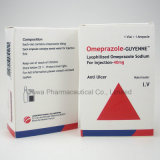 Omeprazole-Guyenne liofilizou a doença do Reflux Gastroesophageal de Omeprazole Sodiumfor Injection-40mg