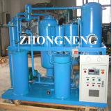 De Schoonmakende Apparatuur van de Olie van de Motor van de Machine van het Recycling van de Olie van de Zuiveringsinstallatie van de Olie van het Smeermiddel van Tya