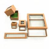 Papiergeschenk-Kasten für kundenspezifischen Entwurf