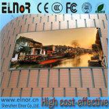Tabellone per le affissioni esterno del consumo P10 LED di potere basso