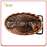 Customized Design Antique Pewter Metal Belt Buckle