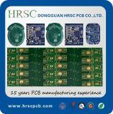PCB van de Bewerker van cpu en Assemblage de Fabrikant met van Componenten (PCBA)
