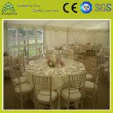 Tienda del PVC del banquete de boda que acampa transparente al aire libre para las ventas