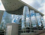 중국에서 건축을%s 문을%s 세륨에 의하여 승인되는 주문을 받아서 만들어진 명확한 강화 유리