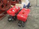 Frantoio a mascella del motore diesel di Huahong, prezzo del frantoio a mascella