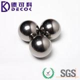 Esferas de alumínio de G100 6mm que carregam a esfera de aço inoxidável de cromo da esfera