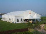 500のシートのための白く贅沢で大きい屋外の結婚式のイベントのテント