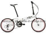 """Fation 20 """"ギヤアルミ合金の軽い折るバイクまたはFlodingの自転車か特別なバイク"""