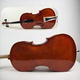 Großverkauf festsetzte Musikinstrument-Cello mit Cello Endpin für Verkauf