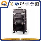 Förderung-kosmetischer verpackenlaufkatze-Aluminiumkasten (HB-3318)