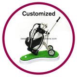 Cadeau personnalisé de stylo de golfeur de bureau