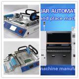 Imprimante manuelle automatique de carte de haute précision d'imprimante de pochoir de machine d'impression