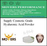 Kosmetisches Grad-Hyaluronic Säure-Natrium Hyaluronate