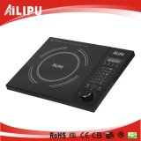 Touch Control Horizontal Type Single Household Induction Cooker 2kwのノブ