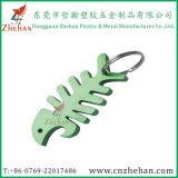 Qualitäts-Aluminiumpille-Kasten und Ohr-Stecker-Kasten Keychain