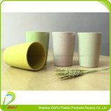 Tazza di plastica verde di nuovo disegno bio- e sana degradabile
