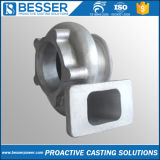 TS16949 Certificats Silica Sol cire perdue Precision Casting Foundry Ss 304 Fonderie / 316 / 316L / 316ti Stainless Steel investissement