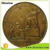공장 직접 판매 오래된 구리 동전은 도매로 초콜렛 동전과 주문 오래된 동전 인도를 기계로 가공한다