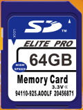 8GB 16GB 32GB 64GB 128GB 256GB SD Cards/Camera TF CardのカリホルニウムSD TF Card