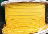 A fibra de vidro cobriu a tira de alumínio de alumínio retangular do fio