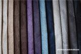 Coperchio/tessuto domestici del sofà del velluto del tessuto del poliestere della decorazione