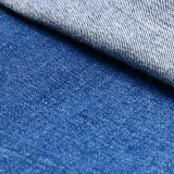 Tessuto viscoso del denim dello Spandex dell'alto cotone di stirata